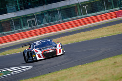 #66 Attempto Racing Audi R8 LMS: Pieter Schothorst, Steijn Schothorst, Kelvin van der Linde