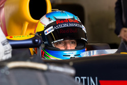 Daniel Ricciardo tijdens Jumbo Racedagen