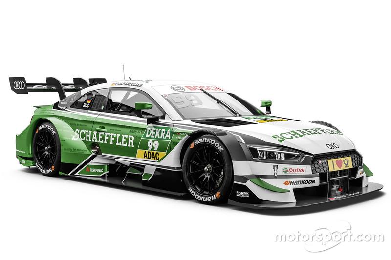 Майк Роккенфеллер, Audi Sport Team Phoenix Audi RS5 DTM