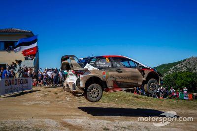 Rallye d'Italie