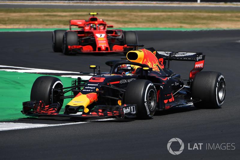 Ricciardo ya kazanıyor ya da podyuma çıkamıyor
