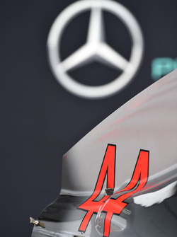 Mercedes-AMG F1 W09 bodywork