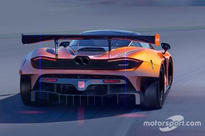 Onthulling McLaren 720S GT3