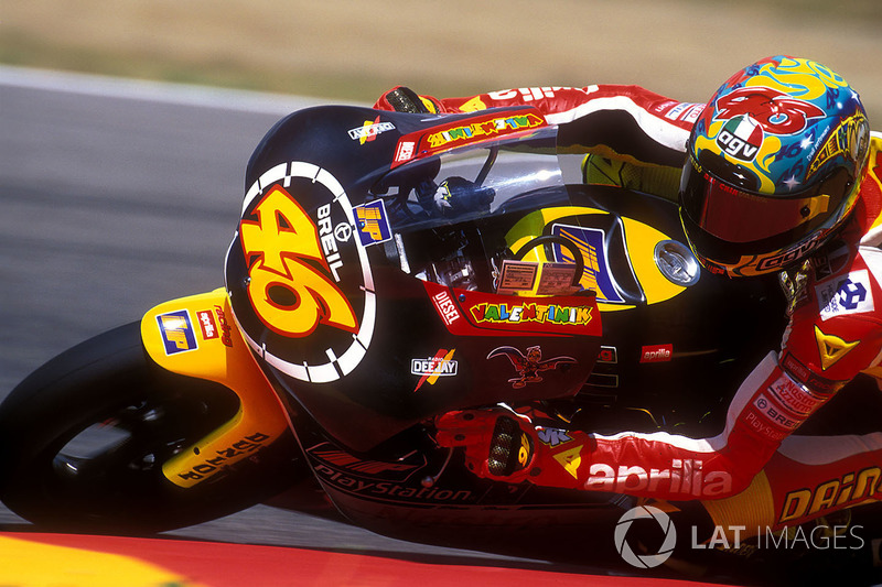1999 - Aprilia (250)