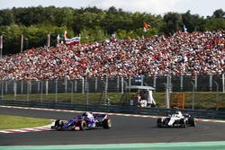 П'єр Гаслі, Toro Rosso STR13, Сергій Сироткін, Williams FW41