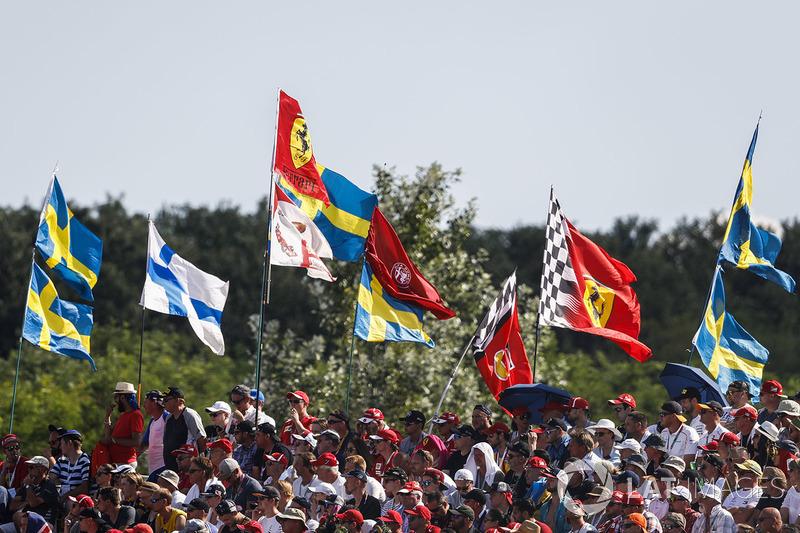 Bendera fans