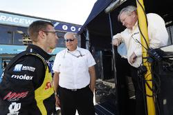 Sébastien Bourdais, Dale Coyne Racing with Vasser-Sullivan Honda, Art StCyr, Dale Coyne