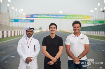 Qatar Motorsports Academy announcement