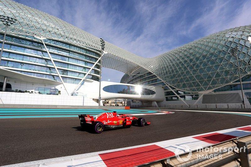 Шарль Леклер, Ferrari SF71H