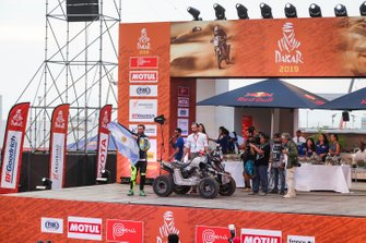 Podium: GM Motorsport: Gaston Ariel Mattarucco