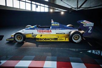 La Formula 3 Reynard del 1989 di Michael Schumacher