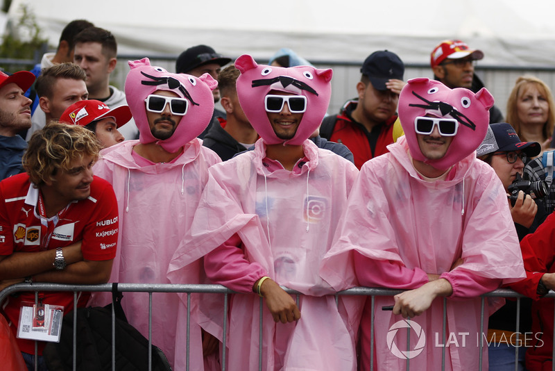 Pink Panther fans