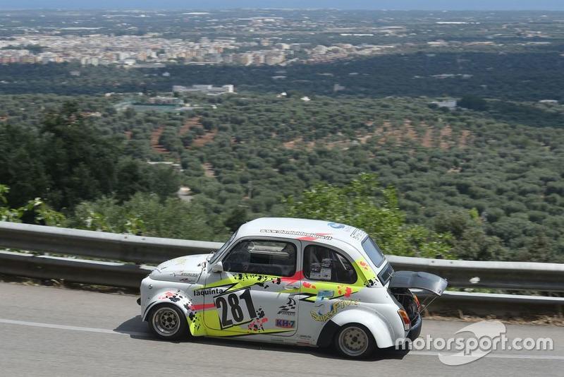 Andrea Currenti, Fiat 500