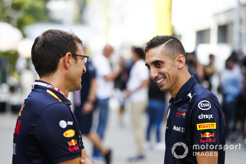 Себастьян Буемі, Red Bull Racing