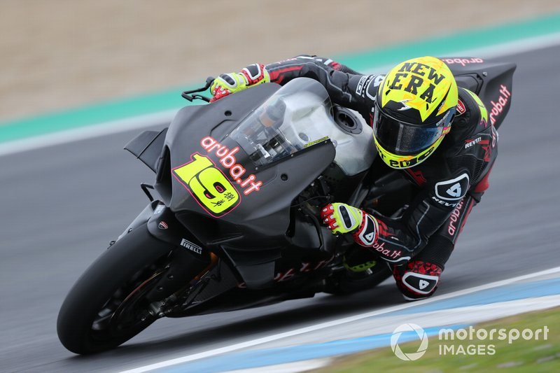 #19 Ducati Aruba.IT: Alvaro Bautista
