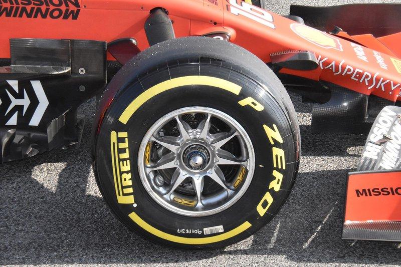 Колісний диск на Ferrari SF90