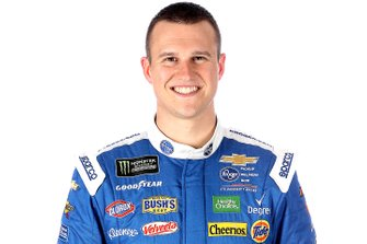 Ryan Preece, JTG Daugherty Racing Chevrolet