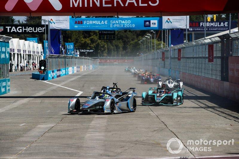 Felipe Massa, Venturi Formula E, Venturi VFE05, Oliver Rowland, Nissan e.Dams, Nissan IMO1, Mitch Evans, Jaguar Racing, Jaguar I-Type 3