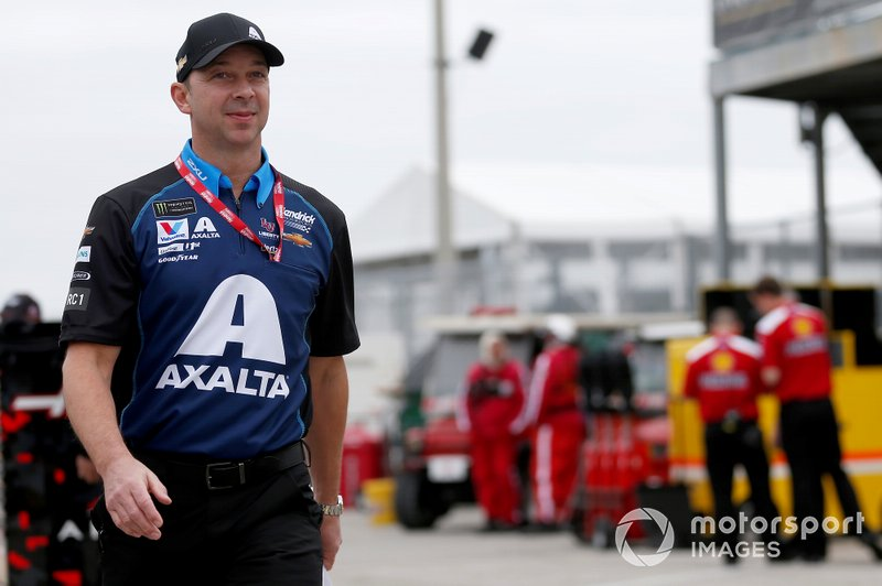 Chad Knaus: Nach 17 Jahren mit Jimmie Johnson nun Crewchief für William Byron