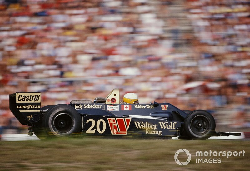 1978. Wolf WR5 Ford