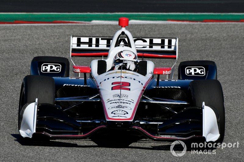 #2: Josef Newgarden, Team Penske, Chevrolet