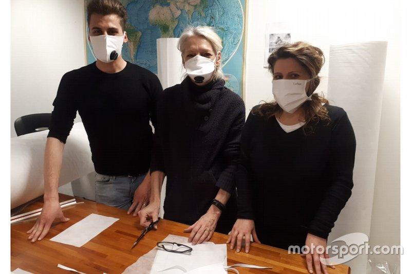 LeCont produce mascherine