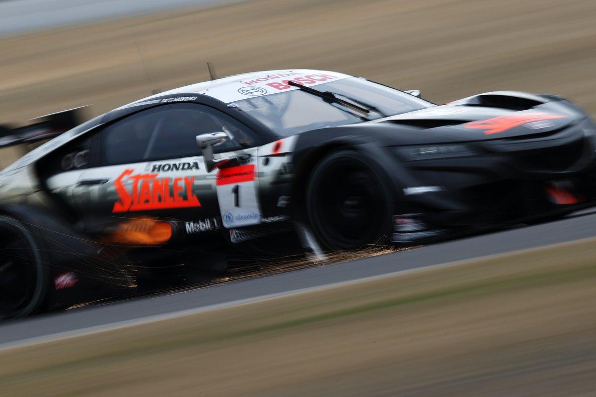 #1 STANLEY NSX-GT