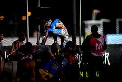 Sturz: Jack Miller, Estrella Galicia 0,0 Marc VDS