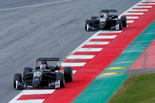 Red Bull Ring March testing