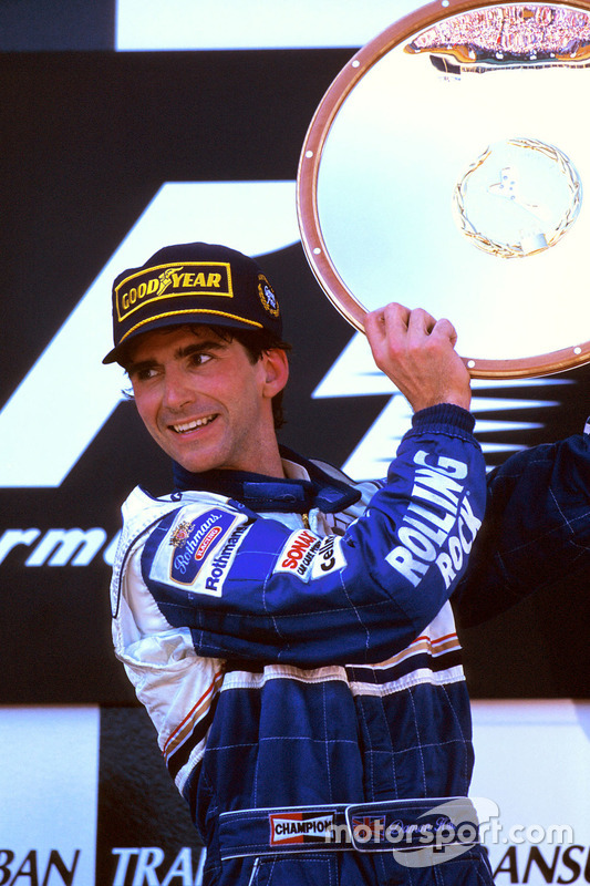Podium: 1. Damon Hill, Williams Renault