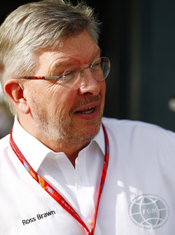 Ross Brawn, Managing Director de Motorsports, FOM