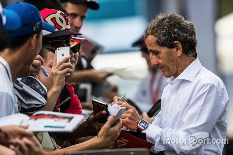 Alain Prost, Renault