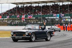 Pascal Wehrlein, Sauber nella drivers parade