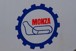 Логотип автодрома в Монце