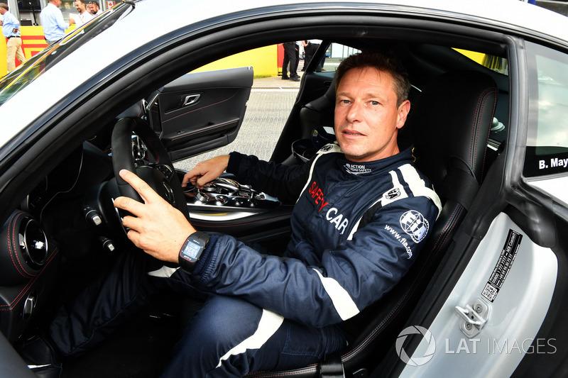 Bernd Maylander, FIA güvenlik aracı sürücüsü