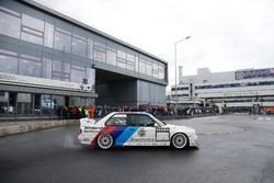 Тимо Глок, BMW M3 E30 DTM