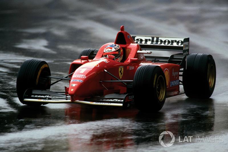#12 GP de Monaco 1996 (Ferrari F310)
