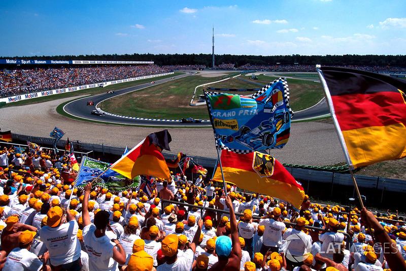 Michael Schumacher, Benetton B195 Renault