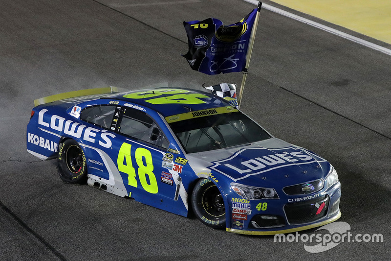NASCAR Sprint-Cup: Hendrick Motorsports, Chevrolet SS