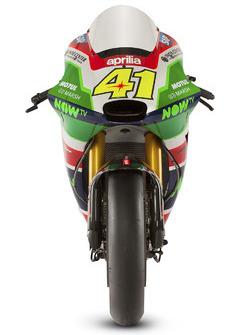 Мотоцикл Алеша Эспаргаро, Aprilia Racing Team Gresini