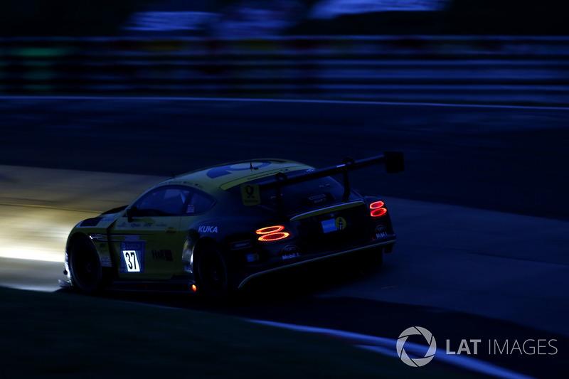 #37 Bentley Team Abt, Bentley Continental GT3: Кристофер Брюк, Нико Венрдонк, Кристиан Менцель, Кристер Джонс