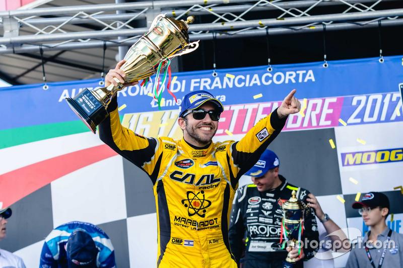 NASCAR Euro (NWES): Alon Day (Israel)