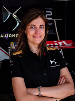 Claire Magnant, DS Virgin Racing Gerente de programa