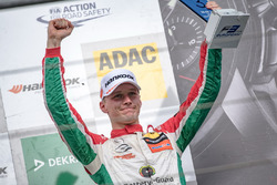 Podio: il terzo classificato Maximilian Günther, Prema Powerteam Dallara F317 - Mercedes-Benz