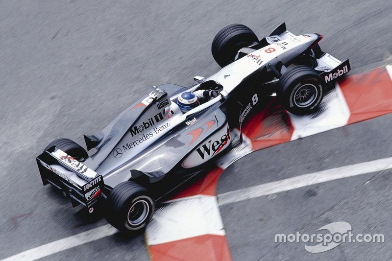 3. McLaren MP4/13 - 1998