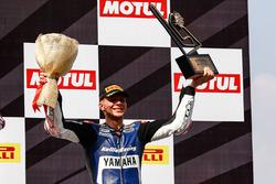 Podium: tercero, Niki Tuuli, Kallio Racing