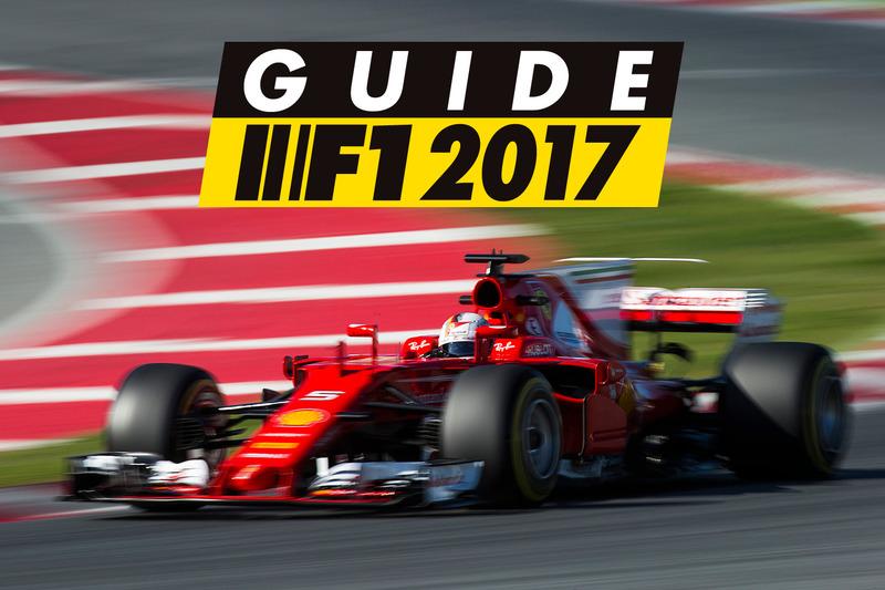 Guide F1 2017