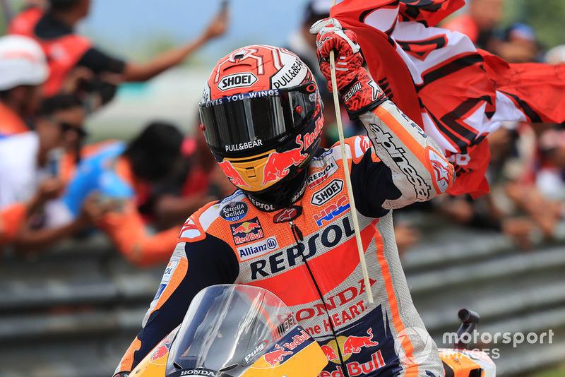 MotoGP Malaysia: Marc Marquez, Repsol Honda Team