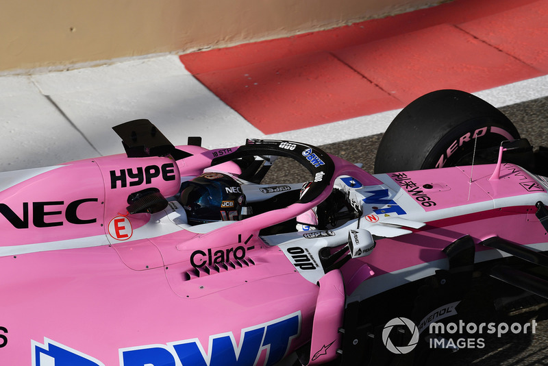 Lance Stroll, Racing Point Force India VJM11