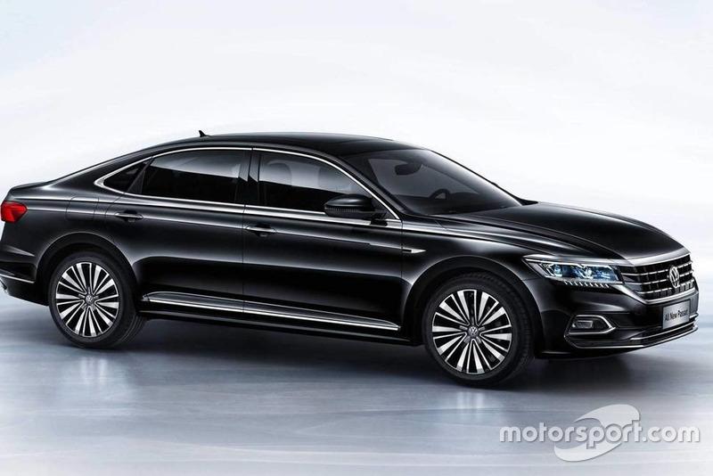 Volkswagen Passat 2018 року (версія для Китаю)
